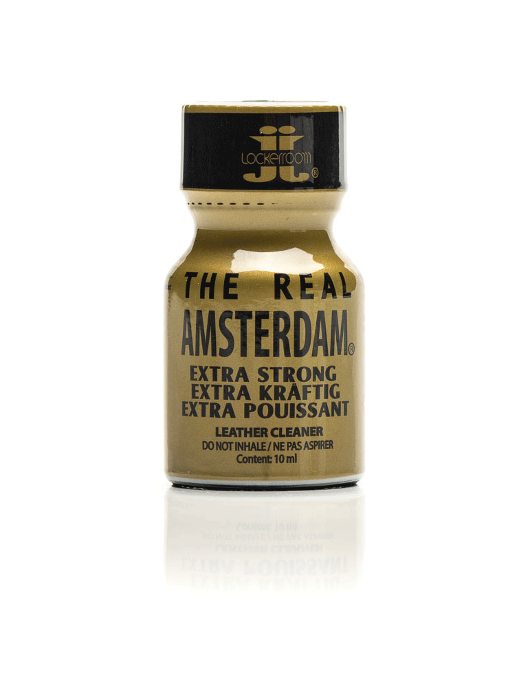 Poppers The Real Amsterdam 10ml