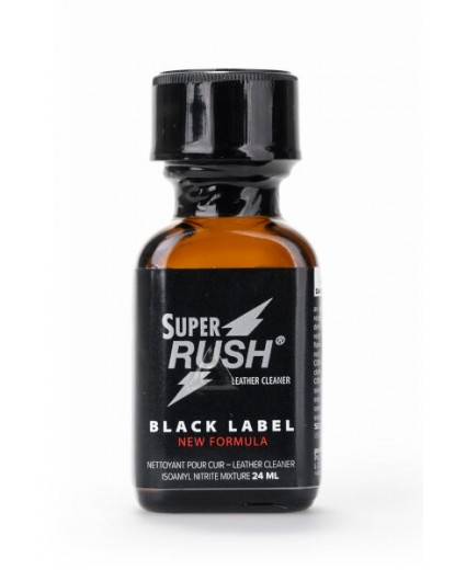 Poppers Rush Black Big 24ml