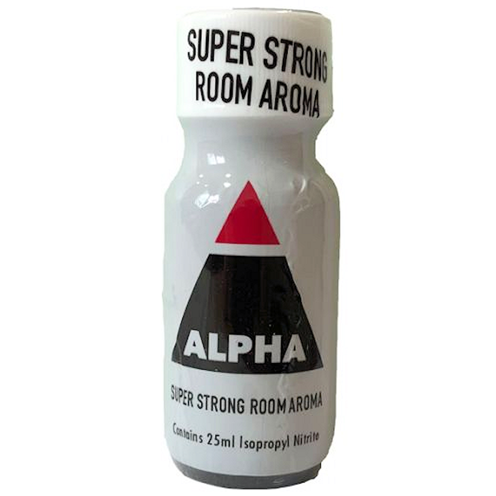Poppers Alpha 25 ml