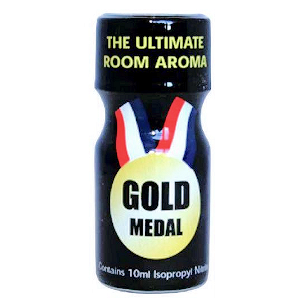 Poppers Gold Medal 10 ml