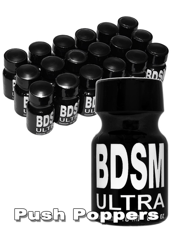 Poppers BDSM Ultra 10 ml