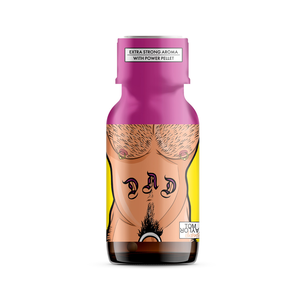 Poppers DAD extra strong 25 ml