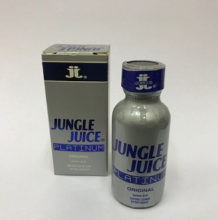 Poppers Jungle Juice Platinum 30ml