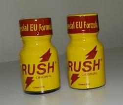 Poppers Pack Double 2x Rush EU 10 ml